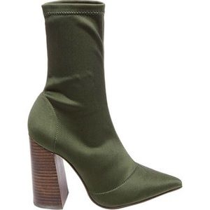 Steve Madden Lombard Ankle Boots